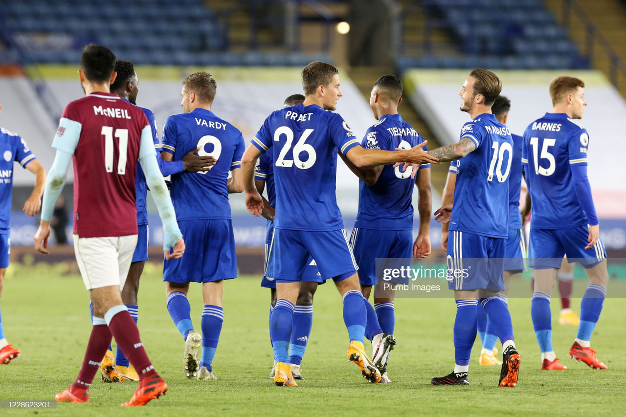 Leicester City vs Burnley Preview: How to watch, kick-off time, team news, predicted lineups and ones to watch