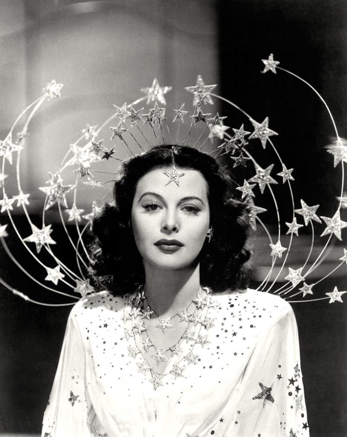 Hedy Lamarr y el Día de los Inventores