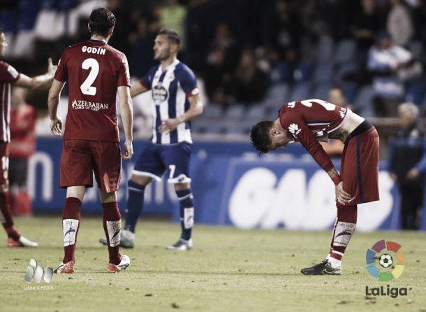Una segunda mitad de imprecisiones condena al Atlético al empate