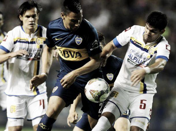Todo listo para jugar en Paraguay