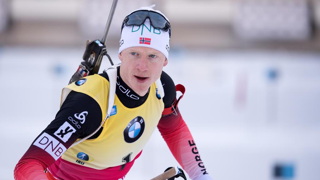 Johannes Boe, vainqueur chez lui en Norvège.