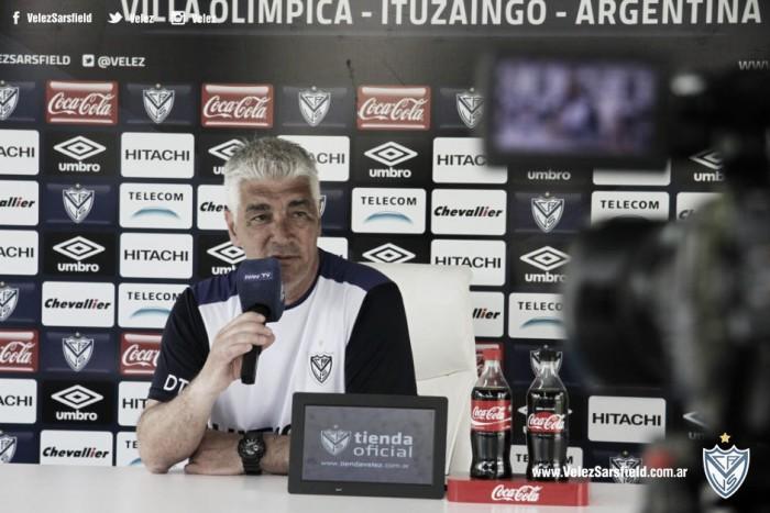 """Omar De Felippe: """"Cada partido requiere que estemos al 150%"""""""