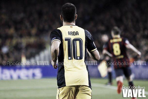 El fútbol callejero de Arda Turan