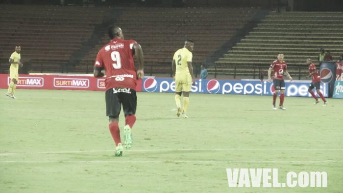 Caicedo será baja durante más de un mes en el Medellín