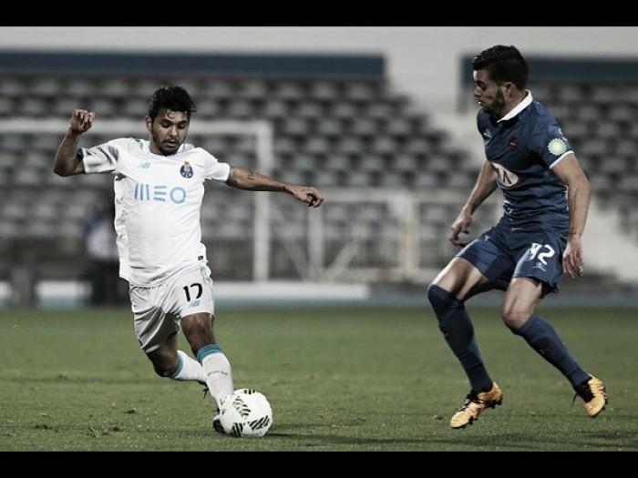 Resumen Os Belenenses 0-0 Porto en Liga NOS 2016