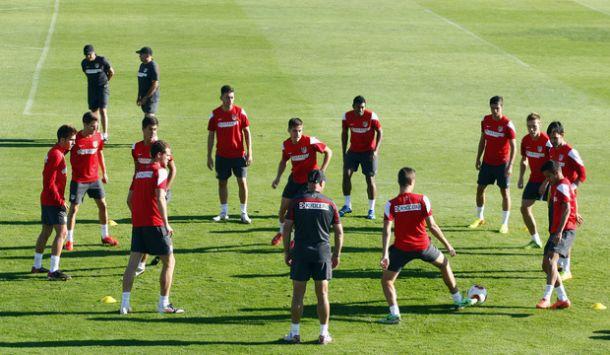 Los filiales del Atlético de Madrid empiezan la pretemporada