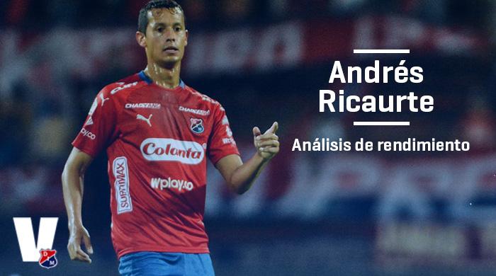 Análisis VAVEL, Independiente Medellín 2018-II: Andrés Ricaurte