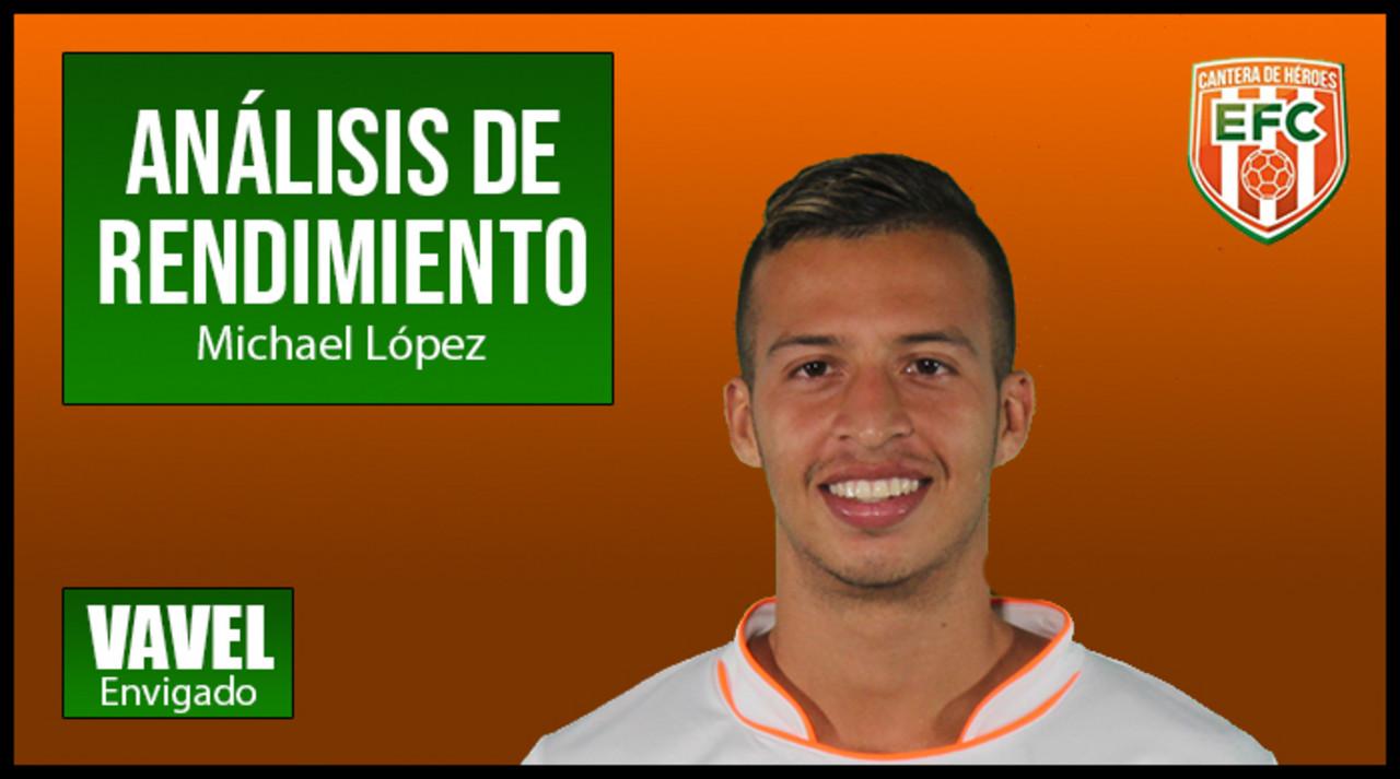 Análisis naranja 2018-II: Michael López