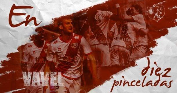Diez pinceladas del Rayo Vallecano - Levante, jornada 25 de Liga BBVA