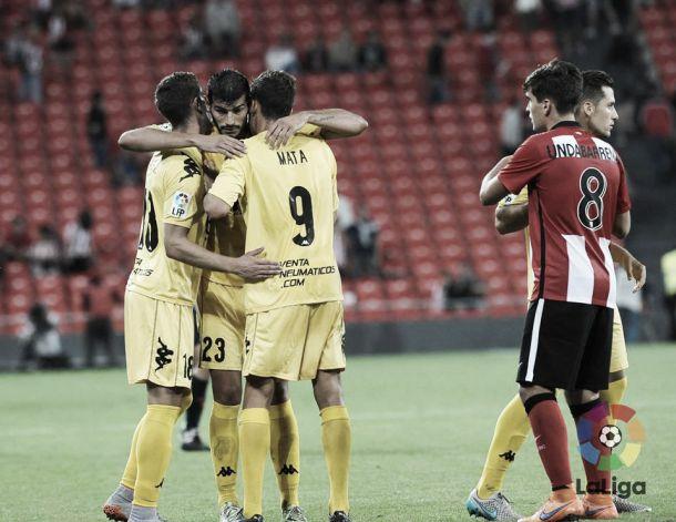 Bilbao Athletic - Girona: puntuaciones del Girona, jornada 1 de la Liga Adelante