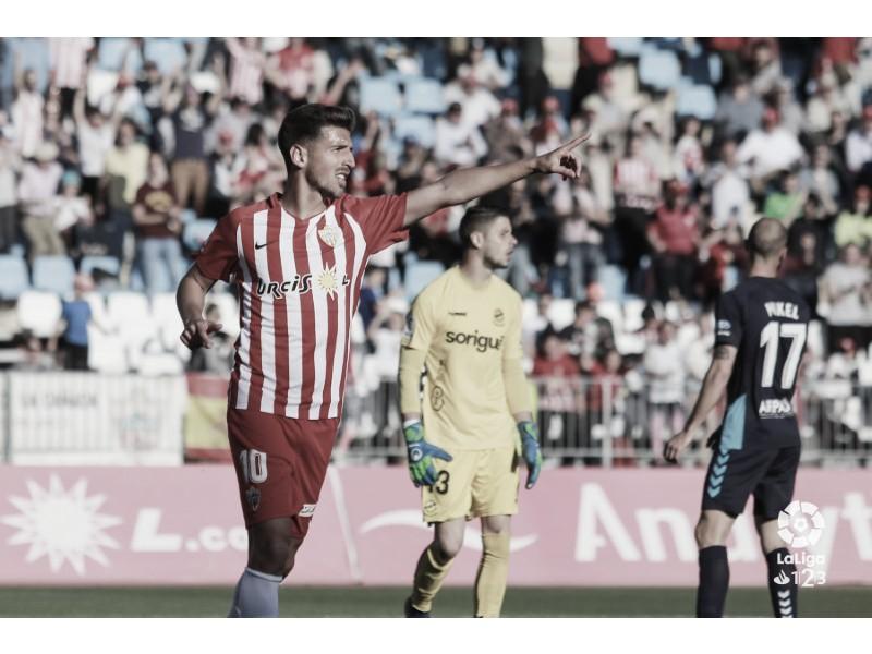 El Almería, a por los playoffs