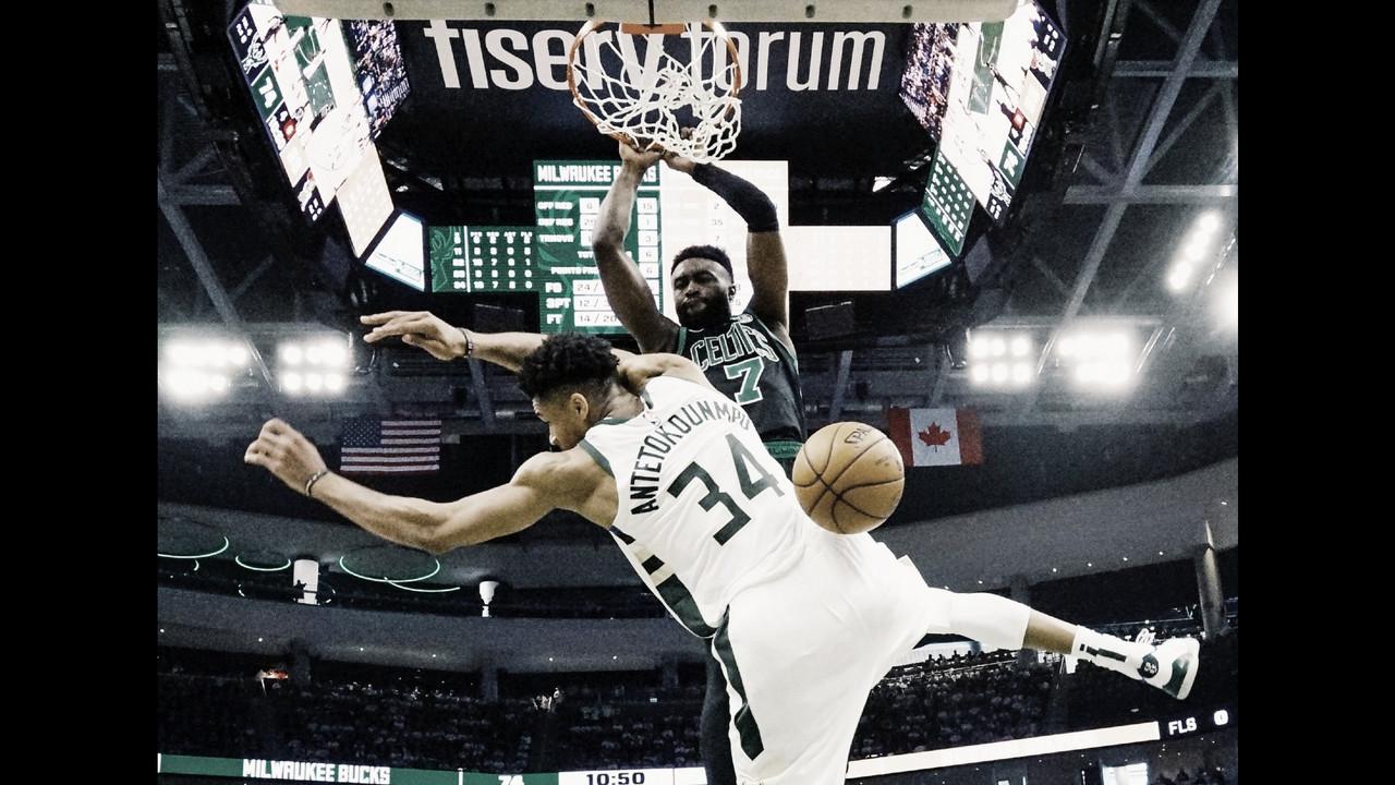 Los Celtics roban el 'game' 1 de visitantes