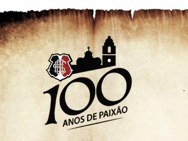 Santa Cruz completa 100 anos de glórias