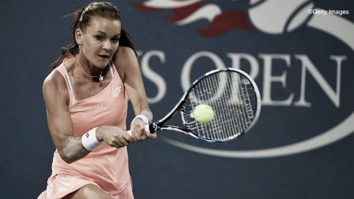Agnieszka Radwanska vence com facilidade Caroline Garcia e se garante nas oitavas do US Open