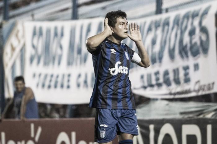 """Azconzábal: """"los jugadores supieron resolver de la mejor manera"""""""