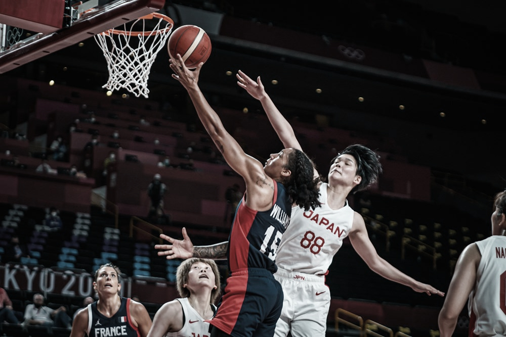 Highlights: Japan 87-71 France in Women's Basketball Tokyo 2020 Olympic Games