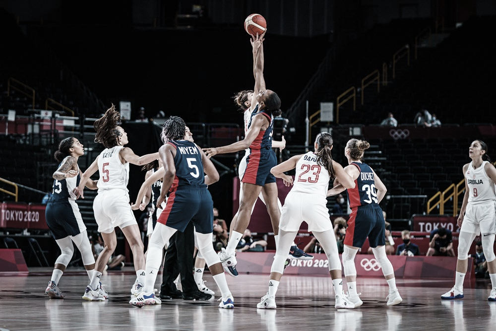 Goals and Highlights: Serbia 76-91 France in Women's Basketball 2020 Tokyo Olympics