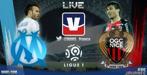 Live Ligue 1 : le match Olympique de Marseille vs OGC Nice en direct