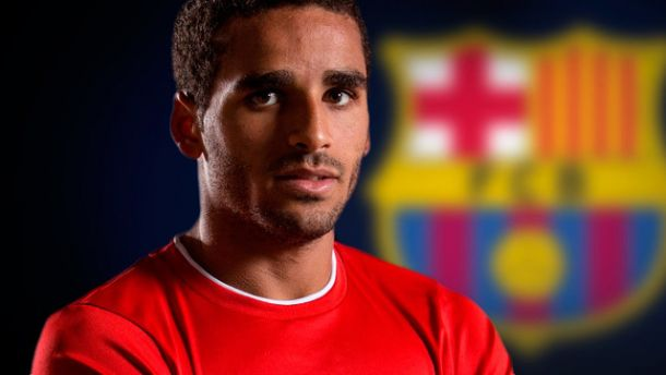 Barcelona agree 5 year deal with Douglas