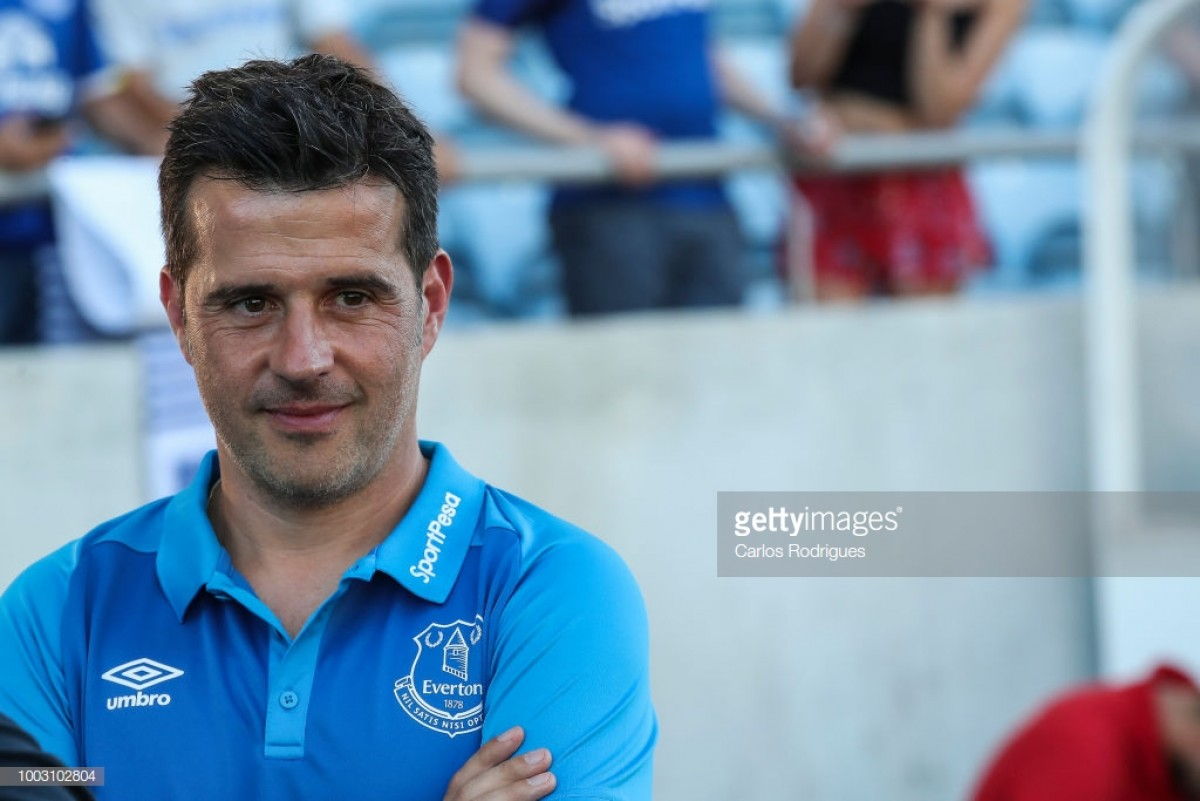 Marco Silva aiming to bring 'pride' back to Everton