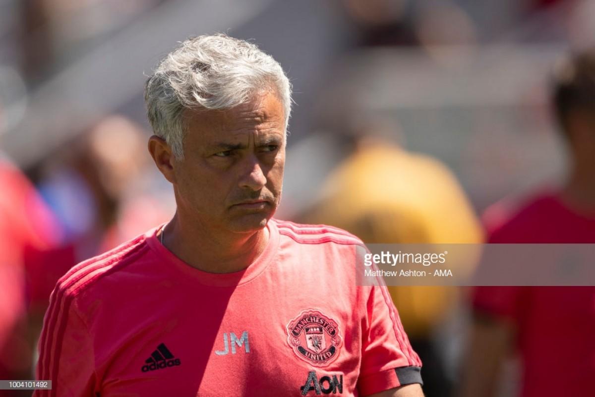 Mourinho impressed by Sanchez in San Jose stalemate