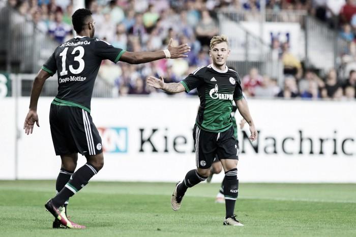 Huntelaar marca e Schalke bate Holstein Kiel em amistoso de pré-temporada