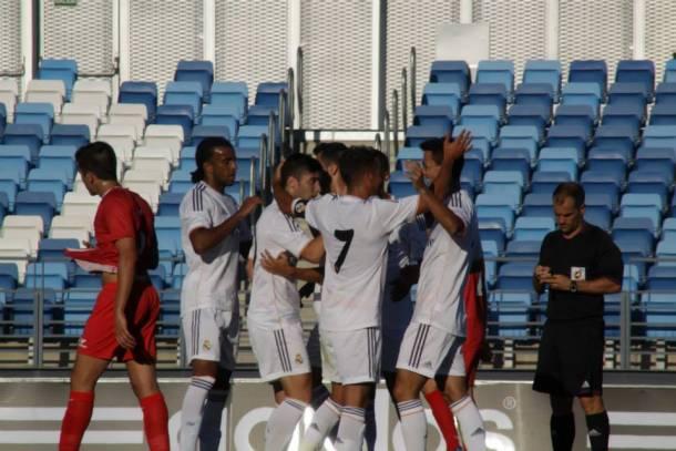 El Real Madrid Castilla estrena su pretemporada con victoria