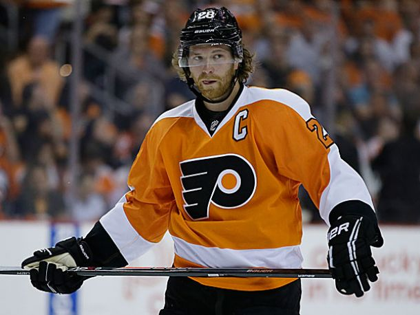 Top 10 Centers in the NHL--7.Claude Giroux