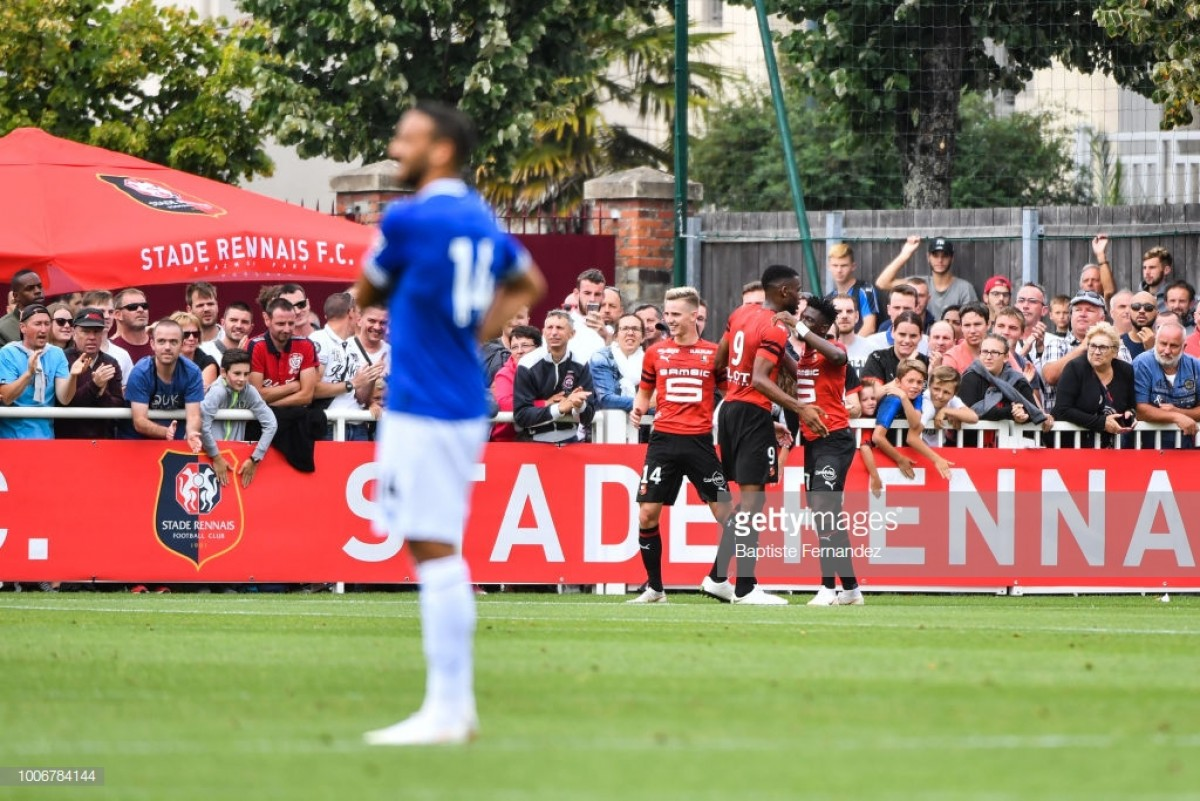 Stade Rennais 4-1 Everton: Blues comfortably beaten for the second time in two days