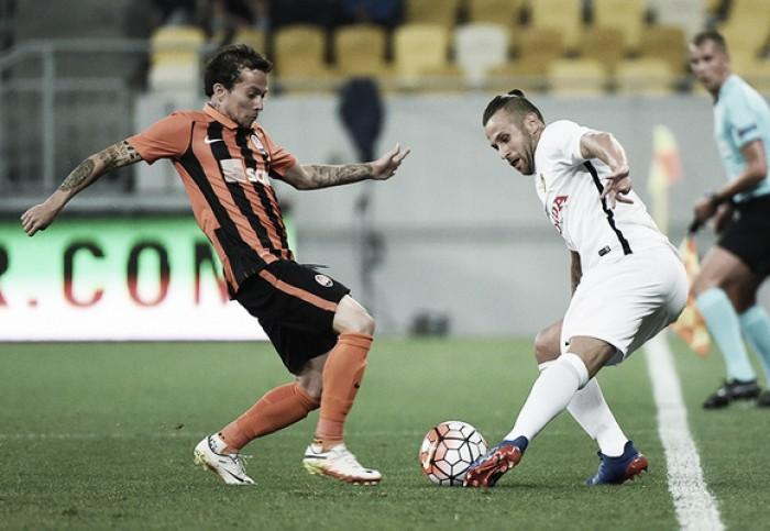 Com gol de Bernard, Shakhtar Donetsk derrota Young Boys pela Uefa Champions League