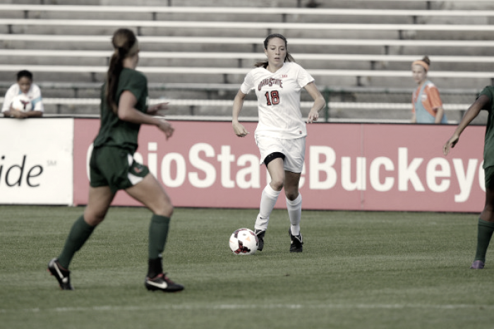 Washington Spirit sign draft picks Meggie Dougherty Howard and Lindsay Agnew