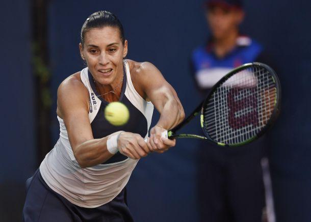US Open 2015: avanza Flavia Pennetta, out Giorgi e Knapp. Bene Kvitova, Azarenka e Halep