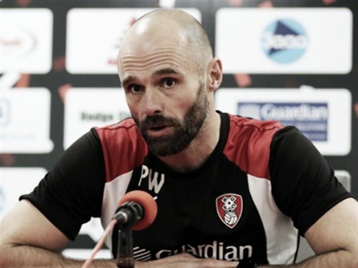 Paul Warne, nombrado técnico de manera permanente del Rotherham United
