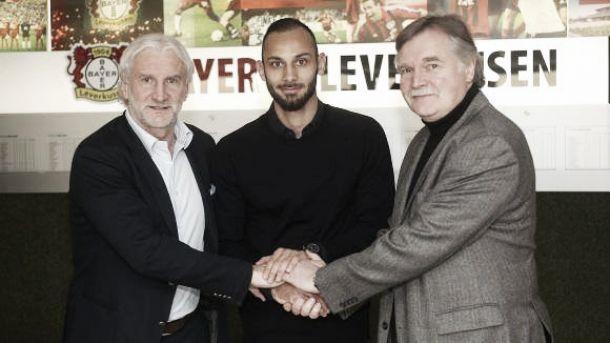 Ömer Toprak renova com o Bayer Leverkusen até 2018