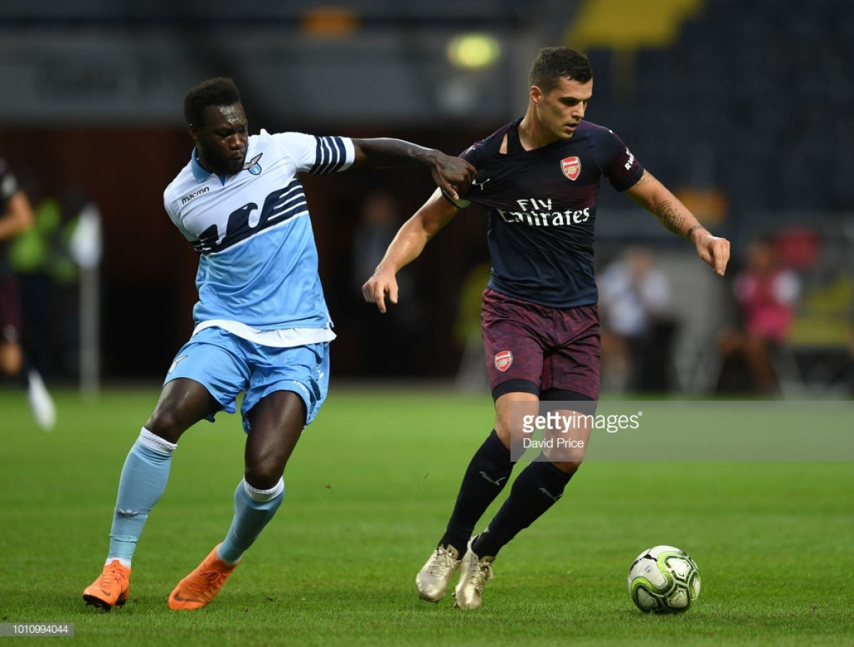 Arsenal 2-0 Lazio: Player ratings as Arsenal end their pre-season with a victory