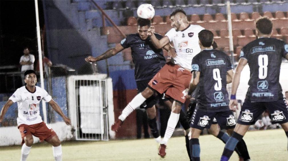 Gimnasia de Jujuy recibe al puntero