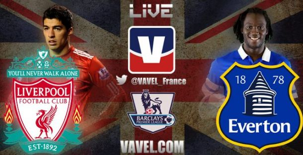 Live Liverpool - Everton en direct