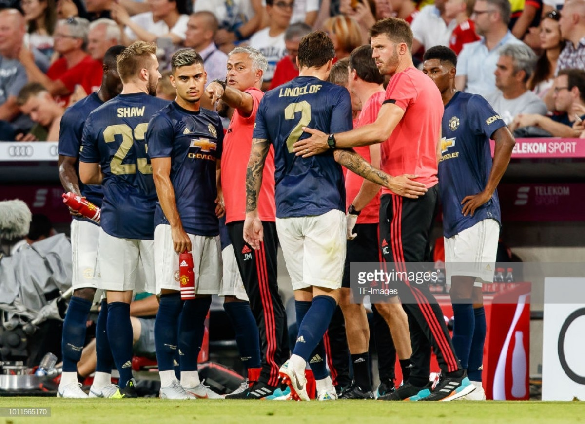 Bayern Munich 1-0 Manchester United: Martínez ends United's pre-season on a whimper