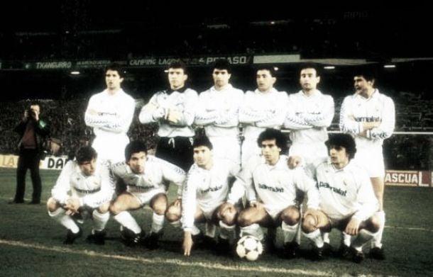 Serial Real Madrid - Juventus, 1986/87: Buyo, héroe de los penales