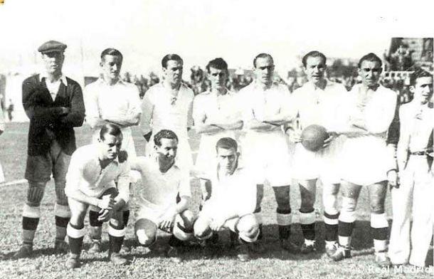 Resultado de imagen para Real Madrid 1940
