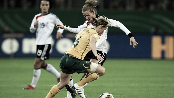 Alemanha enfrenta Austrália buscando classificação antecipada no futebol feminino