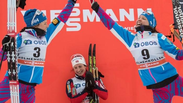 Sci di Fondo, Oslo - 30km: Bjoergen domina la prova, Parmakoski e Niskanen ai suoi piedi