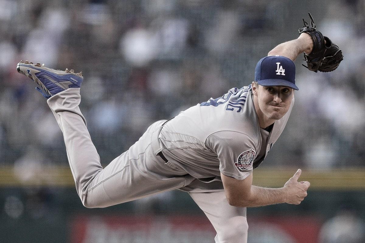 Ross Stripling da la victoria a los Dodgers