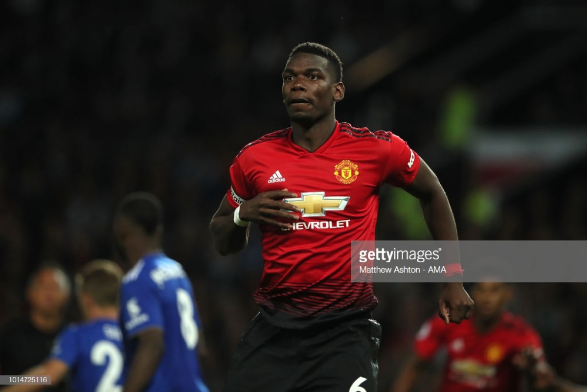 Manchester United manager Jose Mourinho left bemused by Paul Pogba remarks class=