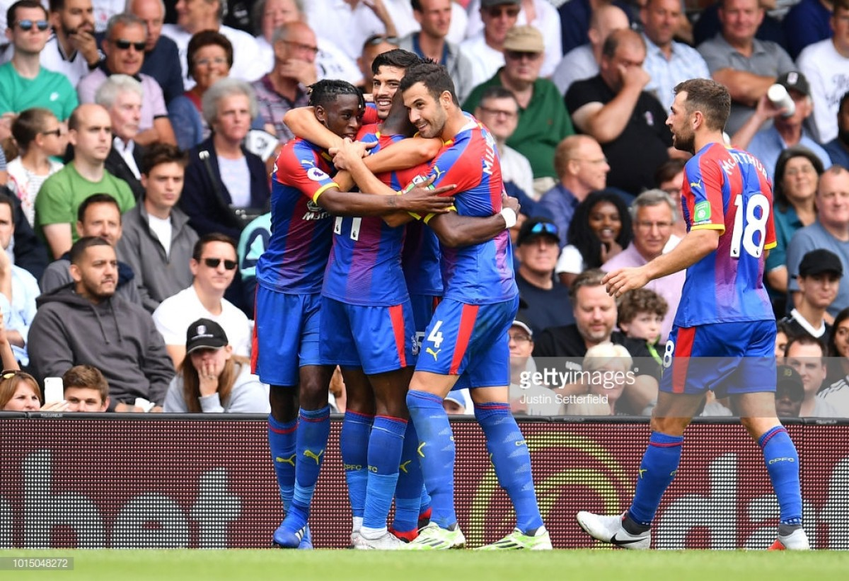 Fulham 0-2 Crystal Palace: Eagles deal reality check to Cottagers in derby