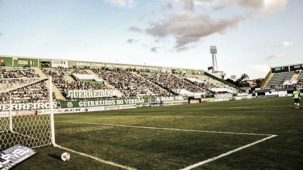 Na Arena Condá, Chapecoense recebe Coritiba pelo Campeonato Brasileiro