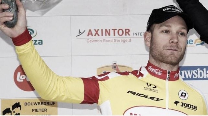 Cycling pays tribute to young Antoine Demoitie