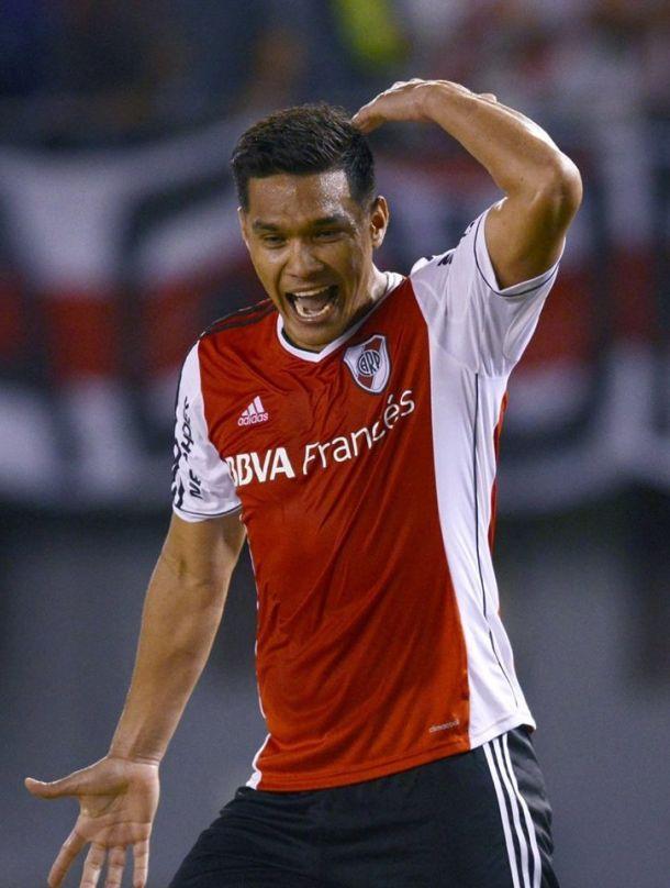 Gol de Teófilo para una nueva victoria de River Plate