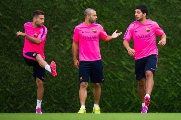 Tabarez: Suarez has everything needed to succeed at Barca