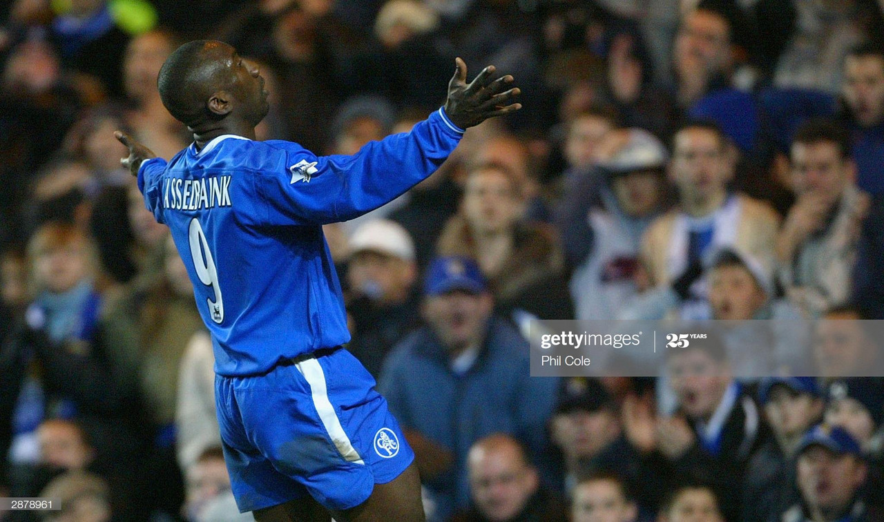 On This Day: Chelsea sign Jimmy Floyd Hasselbaink